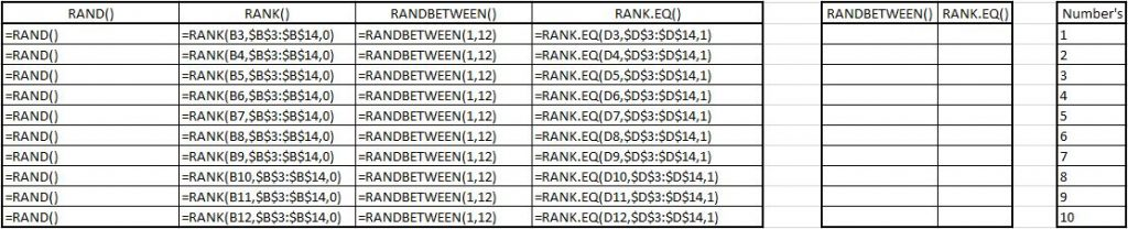 Rank Rank.eq Ranking Numbers