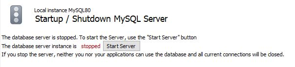 MySQL Workbench Authentication Type: Standard