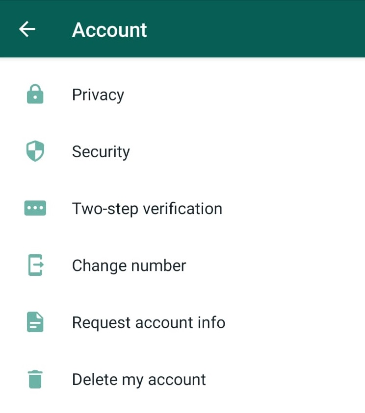 WhatsAppAccount