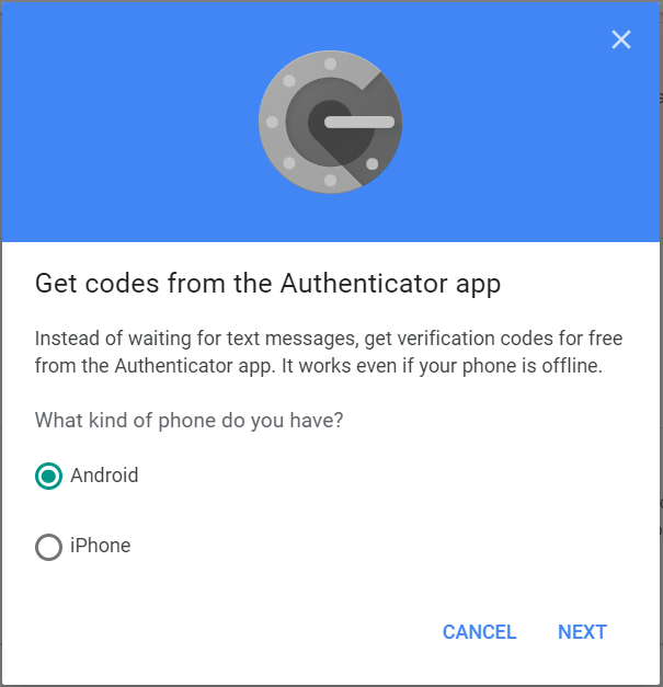 Authenticator App